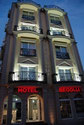 Hotel Begolli, Rruga Maliq Pashë Gjinolli 8, 10000, Prisztina