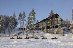 Hotel Kalevala, Väinämöinen 9, 88900, Kuhmo