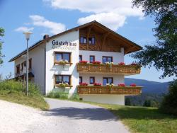 Gästehaus Rachelblick, Flanitz 32, 94258, Frauenau