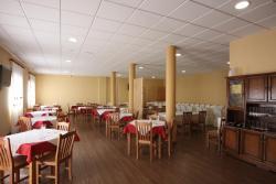 Hostal Restaurante El Silo, Avda del Orbigo, 33, 24240, Santa María del Páramo