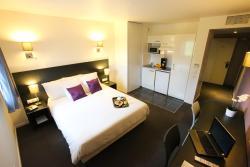 All Suites Appart Hotel Orly Rungis, 16 rue du pont des halles, 94150, Rungis