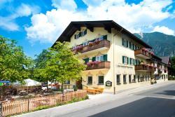 Hotel Gasthof Alter Wirt, Bahnhofstr. 1-3, 82490, Farchant