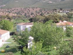 Hotel Balneario Fuentes del Trampal, Carretera Comarcal de Carmonita Km 4.700, 06488, Carmonita