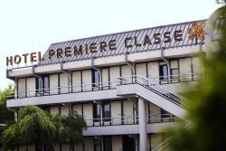 Premiere Classe Cambrai Proville, 75 rue Jean d'Alembert, 59267, Cambrai