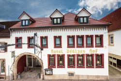 Hotel-Restaurant Pfälzer Hof, Weinstrasse 85, 67480, Edenkoben