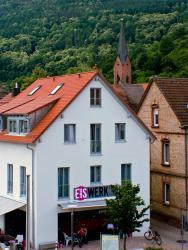 Gästehaus Eschers Eiswerk, Messeplatz 10, 76855, Annweiler am Trifels