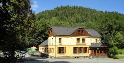 Hotel Růžové údolí, Pivonín 40, 78901, Pivonín