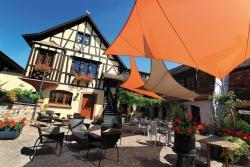 Hotel - Restaurant Le Cerf & Spa, 30 Rue Du General De Gaulle, 67520, Marlenheim