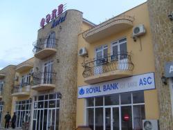 Qerb Hotel, H. Aliyev 35, AZ0500, Ağstafa