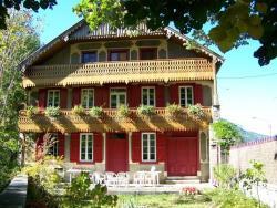 Gîte Le Sériail, avenue Jean Jaurès, 31440, Fos