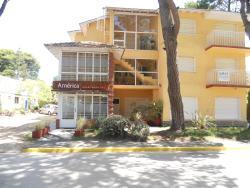 America Apartamentos Pinamar, Jonas 640, 7167, Pinamar