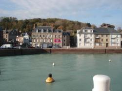 Appartement sur Port de Plaisance, 3 Quai d'Aval, 76460, Saint-Valery-en-Caux