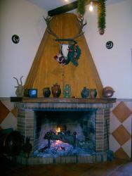 Hostal Cabañas, Ctra.Camporrobles, 75, 16350, Carboneras de Guadazaón