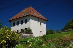 Chambres & restaurant - Au Retour de la Chasse, 1 chemin sur l'Eglise, 39200, Villard-Saint-Sauveur