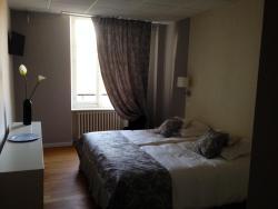Inter-Hotel de Lorraine, 65, Rue Augistrou, 54260, Longuyon