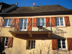 Gîte du Moulin, 9 rue des 3 Epis, 68040, Ingersheim