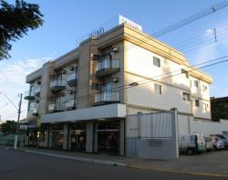 Terraço Hotel, Avenida Oswaldo Cruz, 688, 37190-000, Três Pontas