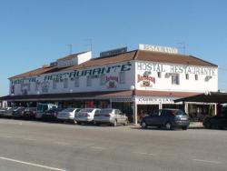 Hostal Restaurante Carlos III, Ctra. Madrid-Cadiz, Km. 424, 14191, Aldea Quintana