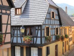 La Maison Bleue, 2, rue Foch, 68240, Kientzheim