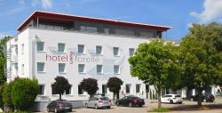 Hotel Forelle Garni, Brucker Straße 16, 85232, Günding