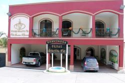 Hotel Santa Fe, Colonia Mejia Garcia 2 cuadras abajo del instituto Maria Auxiliadora, 50432, Santa Rosa de Copán
