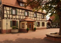 Landhotel Sickinger Hof, Kapellenweg 10-12, 69190, Walldorf