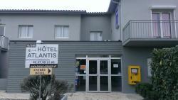 Hôtel Atlantis, 6, rue des Bruyères, 33210, Langon