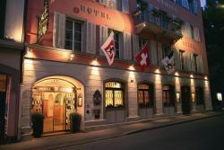 Romantik Hotel Stern, Reichsgasse 11, 7000, Chur