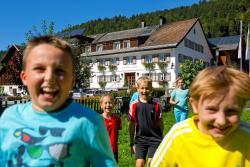 """""""Die Sonnigen"""" - Hotel und Familienspaß, Kriechere 66, 6870, Bezau"""