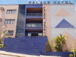 Palace Hotel, Rua José Gomes Bustamante, 10, 37500-098, Itajubá