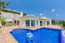 Abahana Villa Daniela, Benicarlo, 03724, Moraira