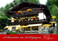 Pension Wolfgangsee, Sternallee Markt 166, 5360, St. Wolfgang