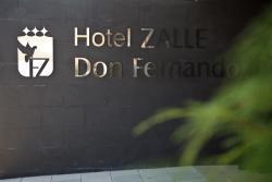 Hotel Zalle Don Fernando, Carretera Oviedo-Santander Km. 8, 33199, Granda