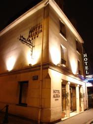 Hotel Alixia, 82 Av Du Général Leclerc, 92340, Bourg-la-Reine