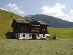 Appartments Haus Monika, Eggele 157, 6886, Schoppernau