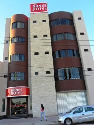 Hotel Nunes, Rua Tupiniquins, 31, 45825-000, Eunápolis