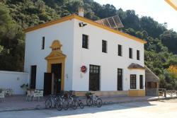 Estancion De Coripe Via Verde De La Sierra, Antigua Estacion De Coripe Via Verde, S/N, 41780, Coripe
