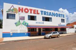 Hotel Trianorte, Av. Paranaiba, 510, 75870-000, Cachoeira Alta