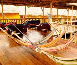 Amazon Dolphin Lodge, Bosque protector Panacocha - Cuyabeno con Yasuni, EC210452, Tereré