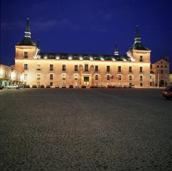Parador de Lerma, Plaza Mayor, 1, 09340, Lerma