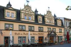 Hotel Adler, Markt 17, 07407, Rudolstadt