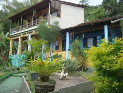 Pousada Encanto da Ilha, Rua Beira Mar 44, 23900-000, Praia de Araçatiba