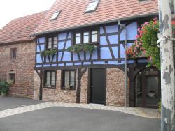 Les Chambres du Marlenberg, 3, place du Kaufhaus, 67520, Marlenheim