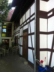 Pension Amplonius, Michaelisstraße 40, 99084, Erfurt