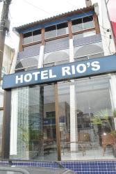 Hotel Rios I, Rua Uruguai, 99, 96300-000, Jaguarão