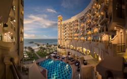 The Ajman Palace Hotel, Sheikh Humaid Bin Rashid Al Nuaimi Street,, Ajman