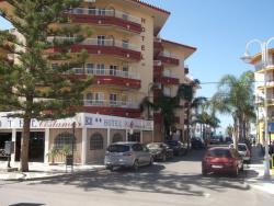 Hotel Costamar, Carretera de Almería, 111, 29793, Morche