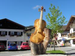 Ferienhaus Antonia, In Der Wasserwiese 14, 82481, Mittenwald