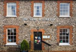The Star and Garter, East Dean, Chichester, PO18 0JG, East Dean