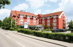 Hotel Ara, Schollstrasse 10a, 85055, Ingolstadt